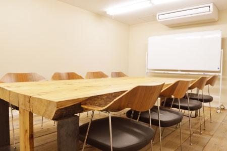 日本列島型共有テーブル